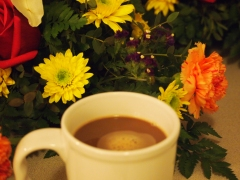 Jamaican Cocoa tea