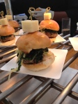 Chef David Serus Burger at Burgers in Paradise