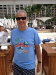 Cookout Host - Chef Eric Ripert looking really cool!