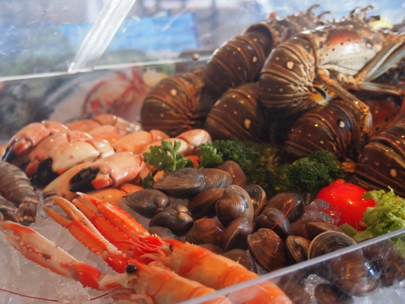 Fresh Seafood at Guy Harvey